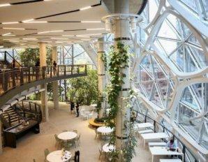 Новый офис крупнейшего интернет-магазина в мире