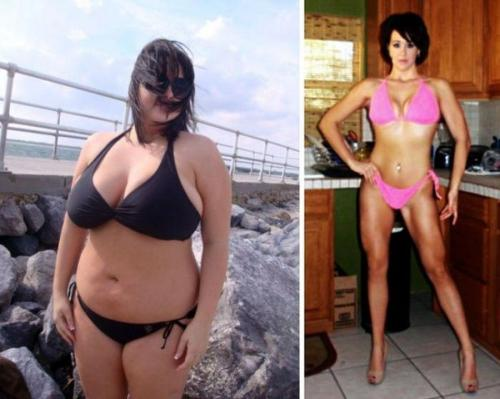 Похудеть за 6 месяцев на 25 кг