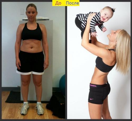 похудеть за 3 месяца в домашних условиях