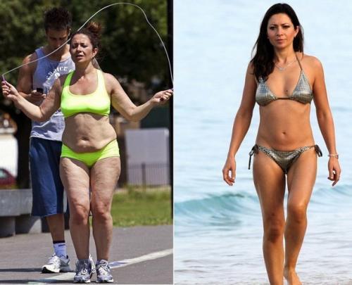 девочки как похудеть отзывы