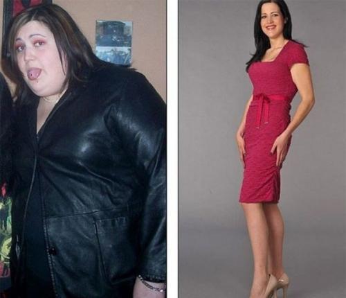похудеть на 45 кг за 8 месяцев