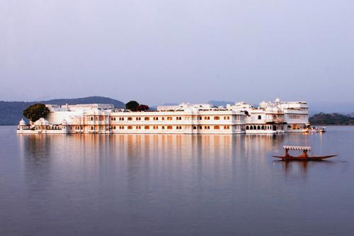15. Taj Lake Palace Udaipur