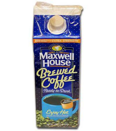 ������� ���� Maxwell House
