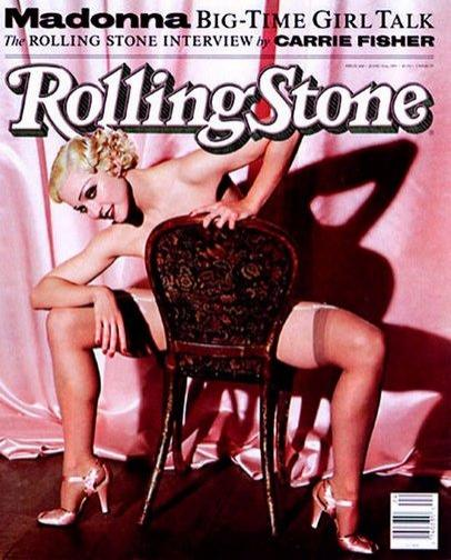 ������� �� ������� Rolling Stone, 1991 ���