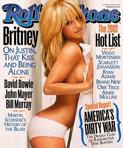 ������ ������ ����� �� ������� Rolling Stone, 2003 ���