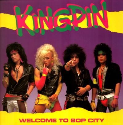 Kingpin - «Welcome to Bop City» (1988)