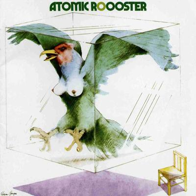 Atomic Rooster - «Atomic Roooster» (1970)