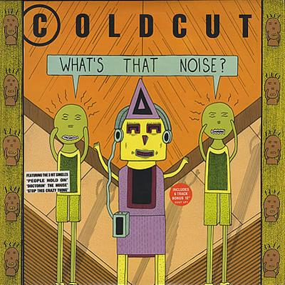 Coldcut - «What`s That Noise?» (1989)