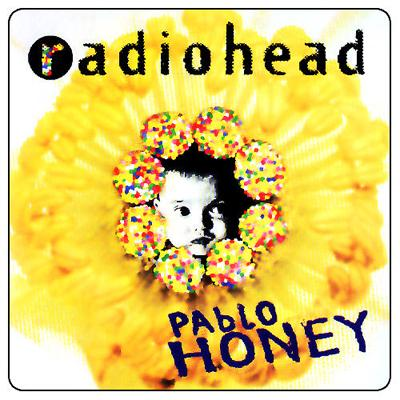 Radiohead - «Pablo Honey» (1993)