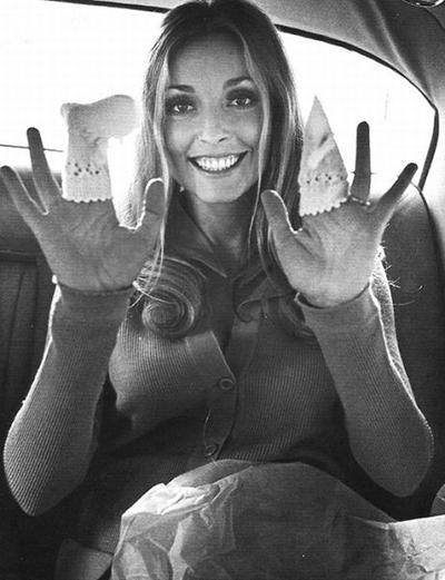 Шэрон Тейт (Sharon Tate)