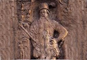 Смерть из-за бороды... Австриец Ханс Штайнингер обрел мировую славу из-за самой длинной в мире бороды (около 1, 4 метра) и…смерти из-за нее. В 1567 году в городе, где проживал Ханс, случился пожар. В спешке, убегая от огня, Ханс забыл подколоть бороду так, чтобы она не путалась под ногами. Случайно наступив на кончик собственной бороды, он потерял равновесие, упал, сломал шею и умер.