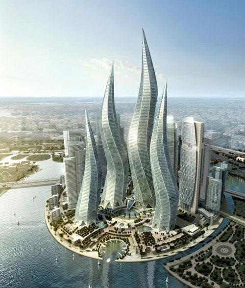 Dubai Towers, Дубаи