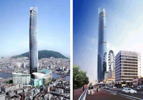 Busan Lotte Tower