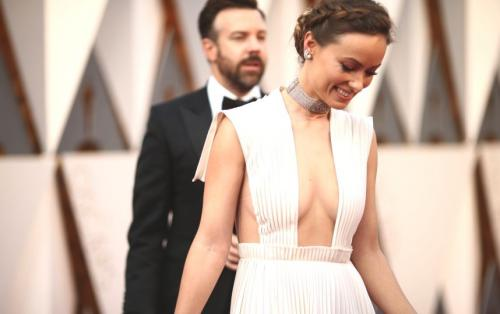Оливия Уайлд на Оскаре 2016
