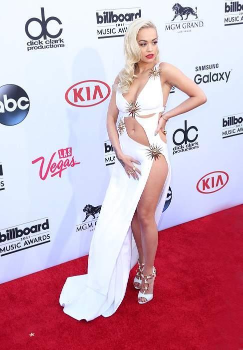 Рита Ора на церемонии Billboard Music Award 2015