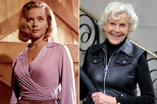 4. Онор Блэкман (Honor Blackman), 91 лет