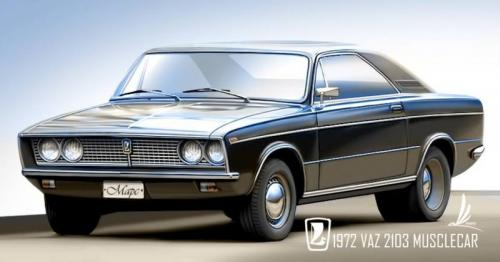 Muscle Car �� ��� 2103.