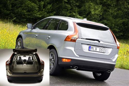 8 ����� - Volvo XC60. ����� XC60 ������������� ��������� ������� �����. �� � ������������� ���������� ��������� ������� ����������� �� ������������� ��� (�� �������� �������� ���� ABBA ��� Ace of Base).
