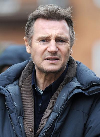 10. ���� ����� (Liam Neeson)