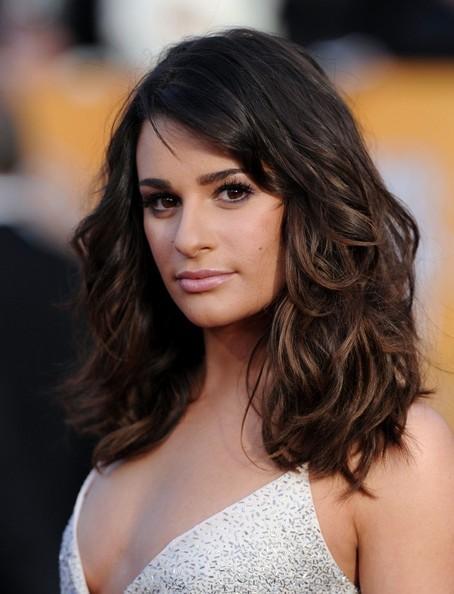 2 for Lea michele coupe de cheveux