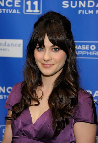 44. Зоуи Дешанель (Zooey Deschanel)