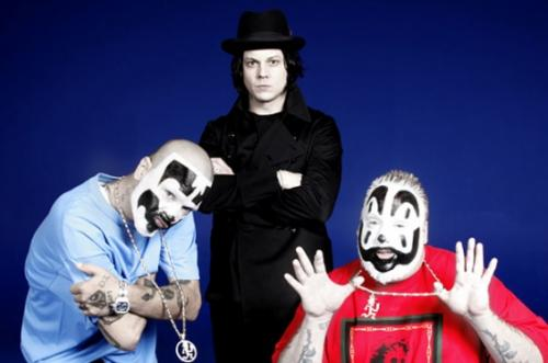 11. ���� ���� (Jack White) � ���-��� ���� Insane Clown Posse.