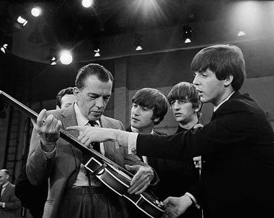 The Beatles � �� �������� (Ed Sullivan), 1964 ���