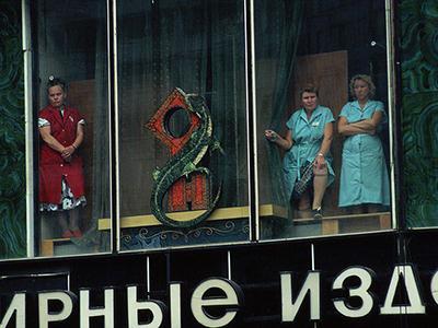 Последние дни СССР глазами иностранных СМИ