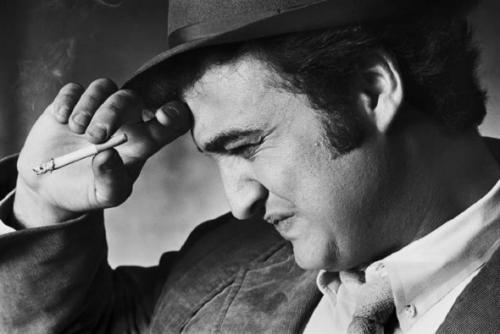 Белуши был любителем вечеринок, и одна из них - в 1982 году - сыграла для него роковую роль (в этот день, кстати, у него гостили Робин Уильямс и Роберт Де Ниро). После его смерти было установлено, что он погиб из-за передозировки кокаина и героина.