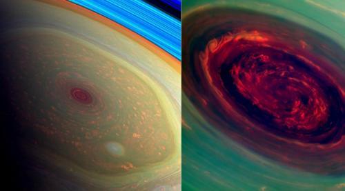 Самые впечатляющие штормы на других планетах