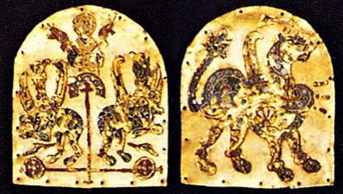 ����, ���������� �������� �������� ��� ������ ������ 1978 � ������������ � ������� (Castana),  � 3 ���������� � ������- ������ �� ������ ���������� ������� � �������� ��������. � ���������� �������� ���� ���������� 170 �������, ���������� � ��������� ���������, ������� 15 ���������� ������������ �����, ������������� ����������� VII, ������ II (945 � 959) � ������ ������� ���������� � 3-7 ����� ����� ���. ��������� ����� ���� �� ������� � ���������� ���������� ������ � �������, ������� � ������������  - ������� ���� ������ �������� ������������ �������, ��������, ������, ������, ��������, ������ � �����������