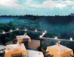 Топ-15 ресторанов с самым роскошным видом