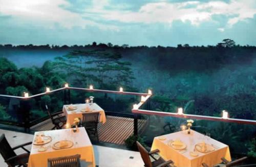 7. Ресторан La View, Убуд, остров Бали.