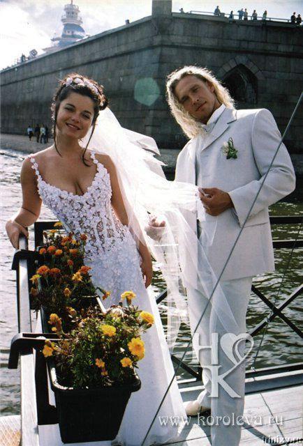 Свадьба наташи королевой и тарзана фото