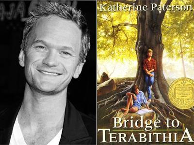 Нил Патрик Харрис (Neil Patrick Harris) - Кэтрин Патерсон «Мост в Терабитию»
