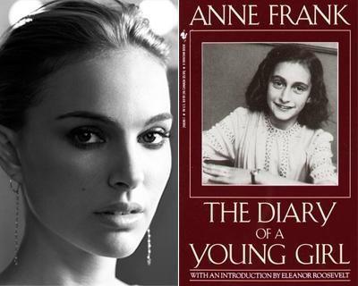 Натали Портман (Natalie Portman) - «Дневник Анны Франк»
