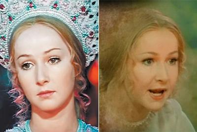 Наталья Петрова - не только непрофессиональная актриса, но и человек, изначально далекий от мира искусства: девушка закончила Московский институт иностранных языков, однако ее красота не осталась незамеченной.