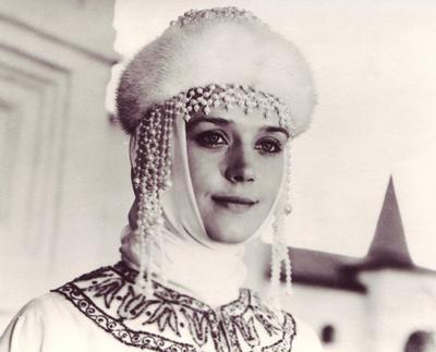 Ирина Алферова - самая известная актриса из представленных выше, к тому же одна из самых красивейших женщин кинематографа.