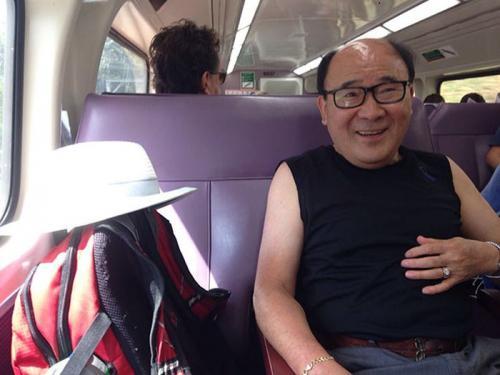 Кореец Дэнни Де Вито.