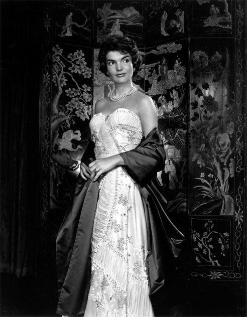 ������ ������� (Jacqueline Kennedy), 1957