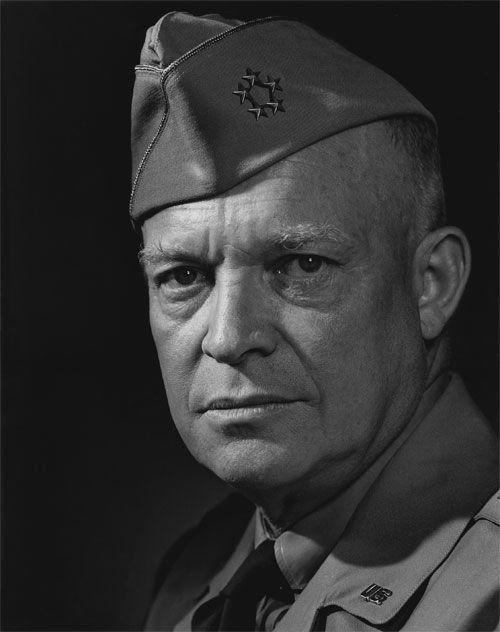 Генерал Дуайт Эйзенхауэр (General Dwight Eisenhower), 1946