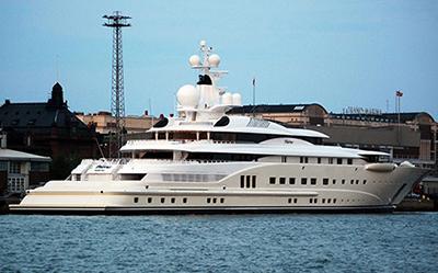 Топ-10 самых роскошных яхт мира