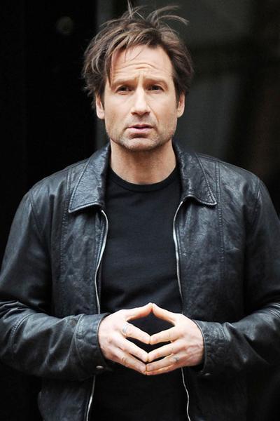 Дэвид Духовны (David Duchovny), американский актер, сценарист и режиссерIQ=145