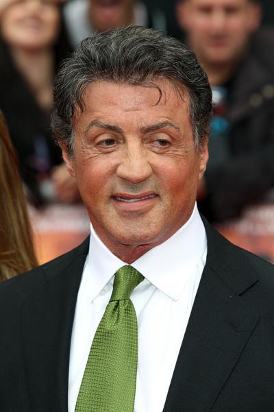 Сильвестр Сталлоне (Sylvester Stallone), американский актер, сценарист и режиссерIQ=54