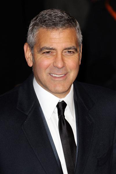 Джордж Клуни (George Clooney), американский актер, режиссер, продюсер и сценаристIQ=127