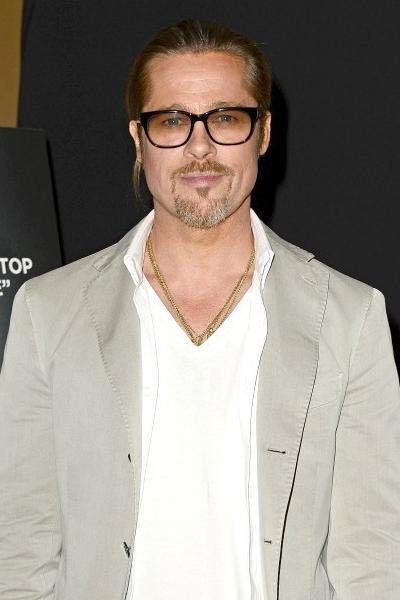 Брэд Питт (Brad Pitt), американский актерIQ=119