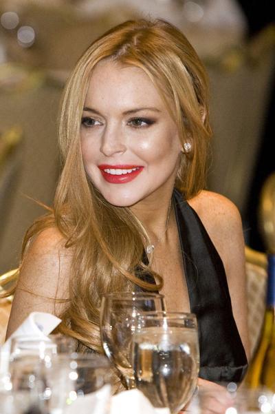 Линдсей Лохан (Lindsay Lohan), американская актриса, певица и модель IQ=92