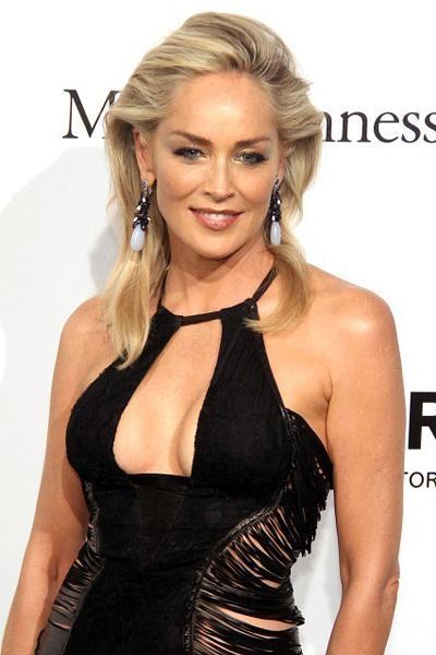 Шэрон Стоун (Sharon Stone), американская актриса, продюсер и модельIQ=154