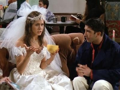 Дженнифер Энистон (Jennifer Aniston) в телесериале «Друзья» (1994-2004)