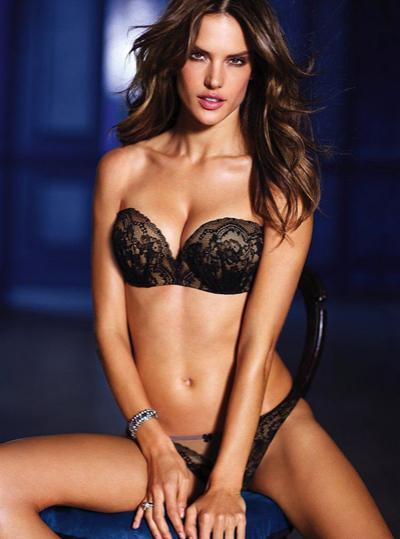 Самые сексуальные модели нижнего белья